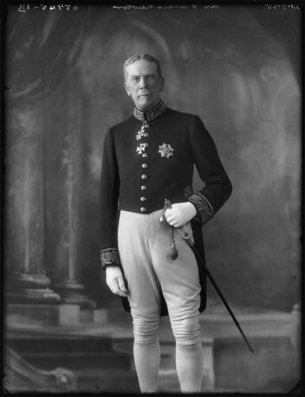 Sir Francis James Newton, by Bassano Ltd, 21 May 1925 - NPG x123324 - © National Portrait Gallery, London