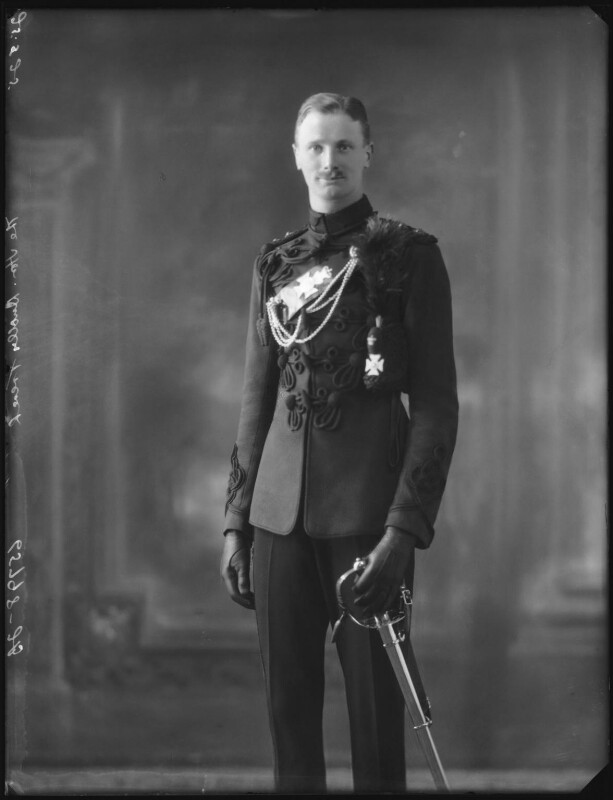 Dudley Oliver Trench, 5th Baron Ashtown, by Bassano Ltd, 25 May 1925 - NPG x123341 - © National Portrait Gallery, London