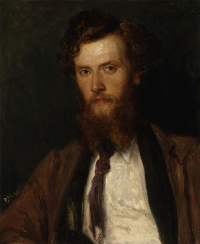 Philip Richard Morris, by Eugen von Blaas, circa 1865 - NPG 6654 - © National Portrait Gallery, London