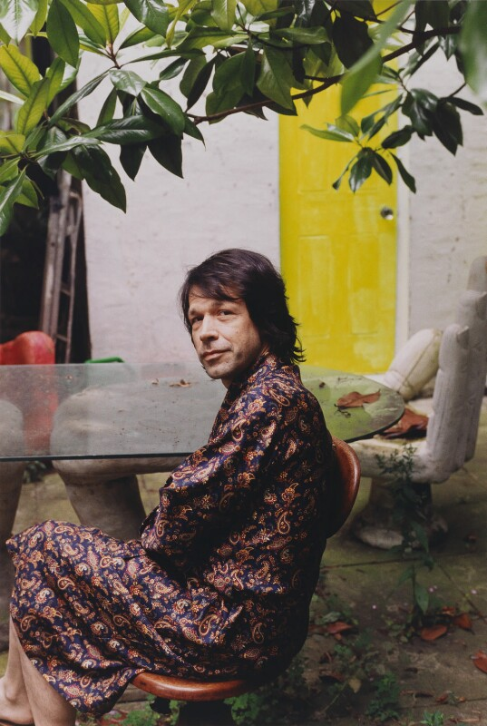 Peter Saville, by Wolfgang Tillmans, 2002 - NPG P1010 - © Wolfgang Tillmans