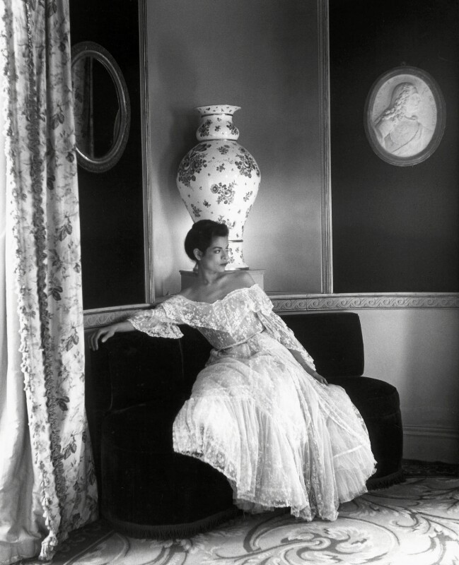 Bianca Jagger, by Cecil Beaton, 1978 - NPG x40215 - © Cecil Beaton Studio Archive, Sotheby's London