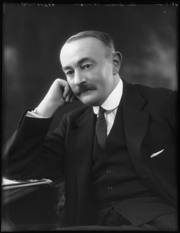 Sir Graeme Thomson, by Bassano Ltd, 25 August 1925 - NPG x123444 - © National Portrait Gallery, London