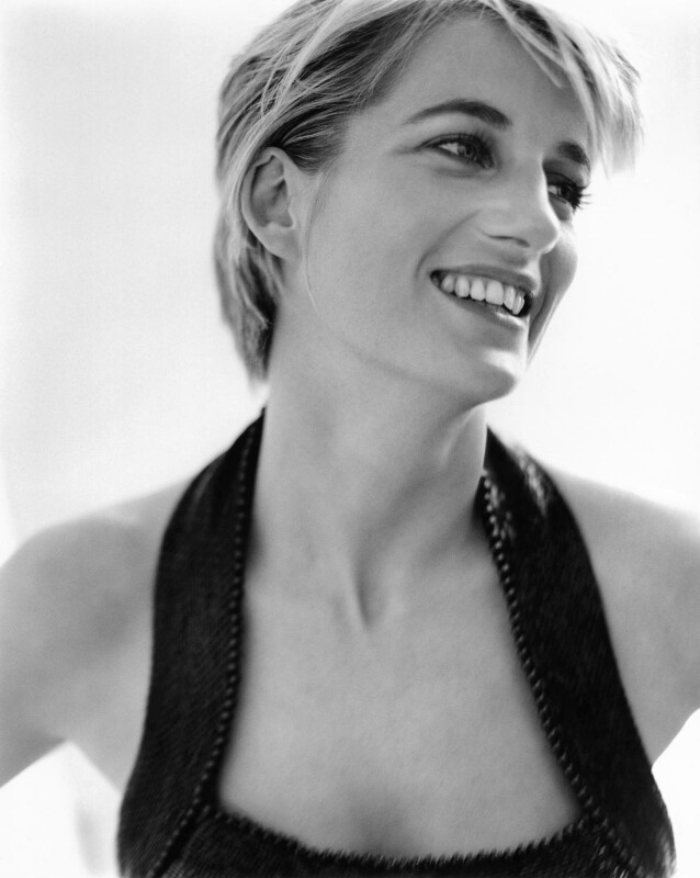 Diana, Princess of Wales, by Mario Testino, 1997 - NPG P1016 - © Mario Testino