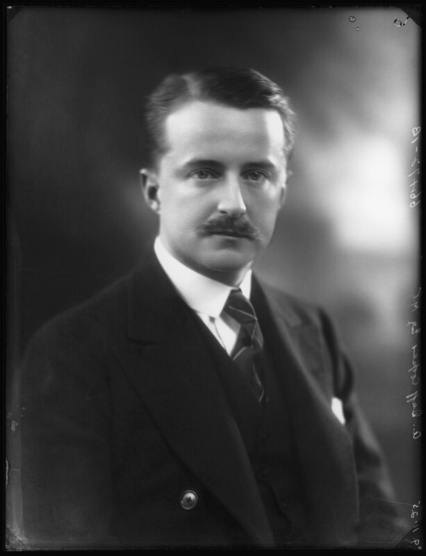 (Alfred) Duff Cooper, 1st Viscount Norwich, by Bassano Ltd, 9 November 1925 - NPG x123492 - © National Portrait Gallery, London