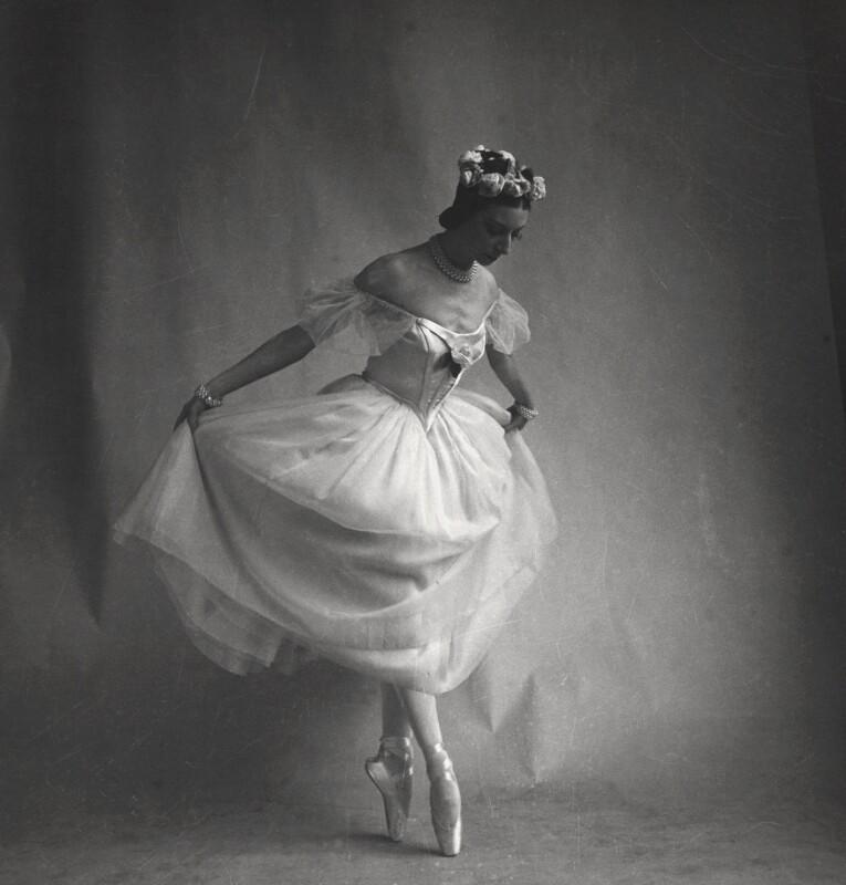 Alicia Markova, by Cecil Beaton, 11 January 1950 - NPG x40258 - © Cecil Beaton Studio Archive, Sotheby's London