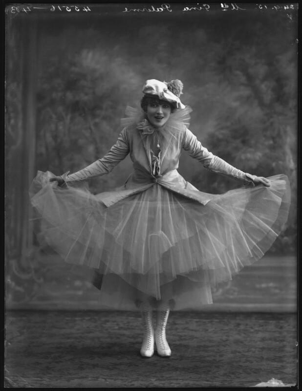 Gina Palerme, by Bassano Ltd, 24 September 1915 - NPG x32230 - © National Portrait Gallery, London
