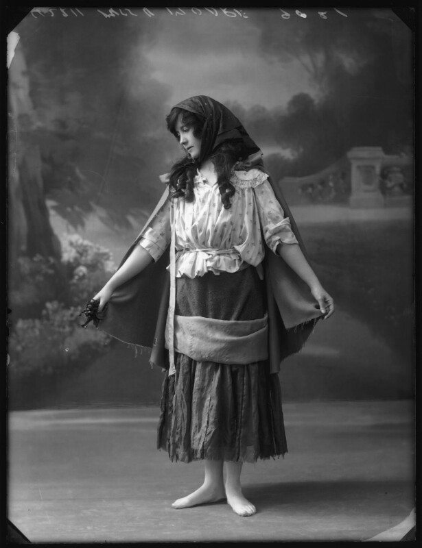 Unity More, by Bassano Ltd, 1913 - NPG x101650 - © National Portrait Gallery, London