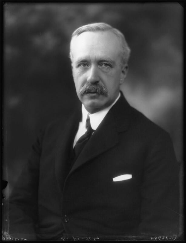 Sir John Anthony Cecil Tilley, by Bassano Ltd, 15 December 1925 - NPG x123528 - © National Portrait Gallery, London