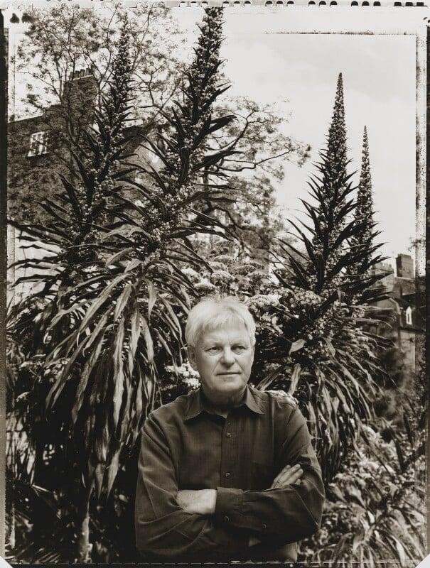 Roy Lancaster, by Tessa Traeger, 2002 - NPG P1026(22) - © Tessa Traeger / National Portrait Gallery, London