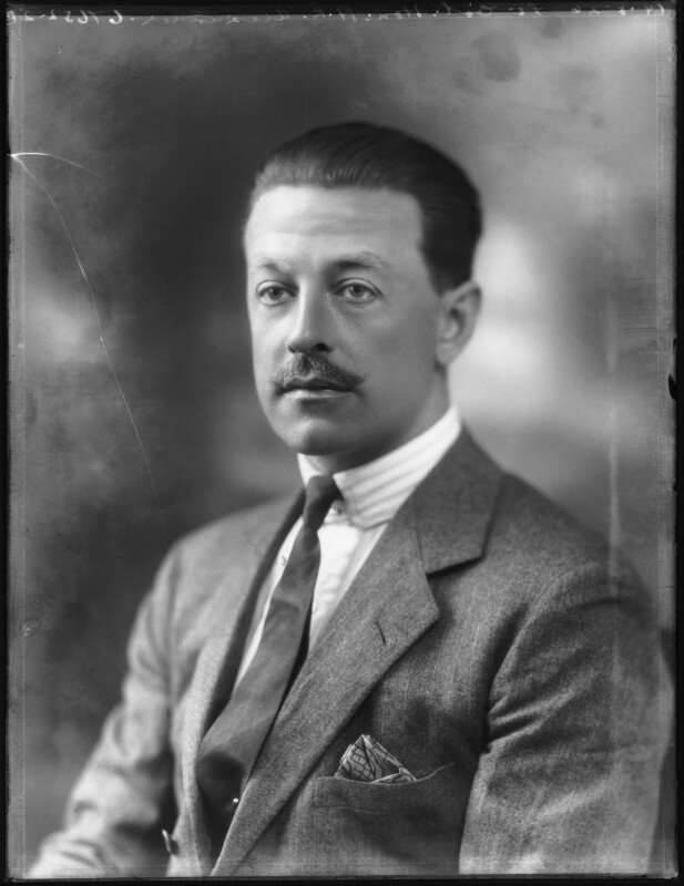 Harold Rupert Leofric George Alexander, 1st Earl Alexander of Tunis, by Bassano Ltd, 19 August 1926 - NPG x123666 - © National Portrait Gallery, London