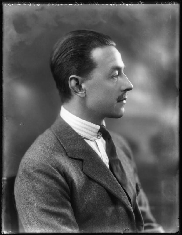 Harold Rupert Leofric George Alexander, 1st Earl Alexander of Tunis, by Bassano Ltd, 19 August 1926 - NPG x123667 - © National Portrait Gallery, London