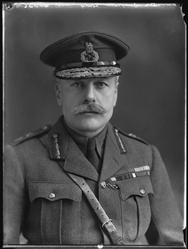 Douglas Haig, 1st Earl Haig, by Bassano Ltd, 16 January 1917 - NPG x32890 - © National Portrait Gallery, London