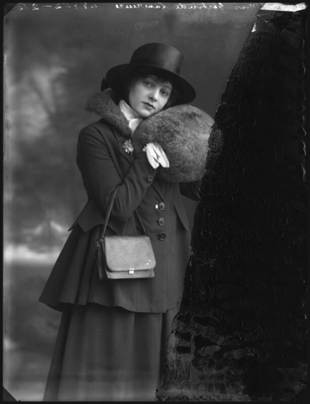 Gertrude Lawrence, by Bassano Ltd, 5 March 1917 - NPG x30910 - © National Portrait Gallery, London