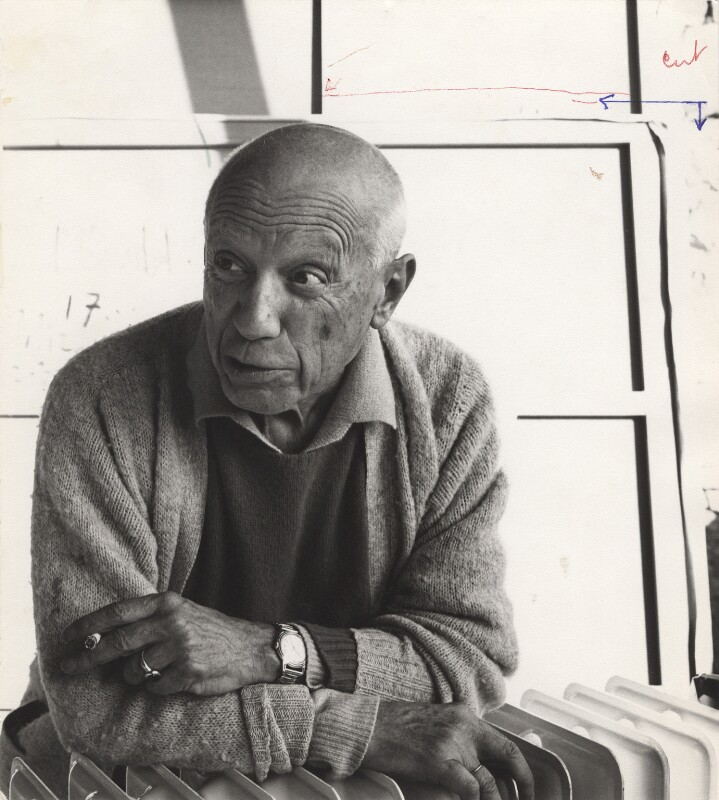 Pablo Picasso, by Cecil Beaton, April 1965 - NPG x40332 - © Cecil Beaton Studio Archive, Sotheby's London