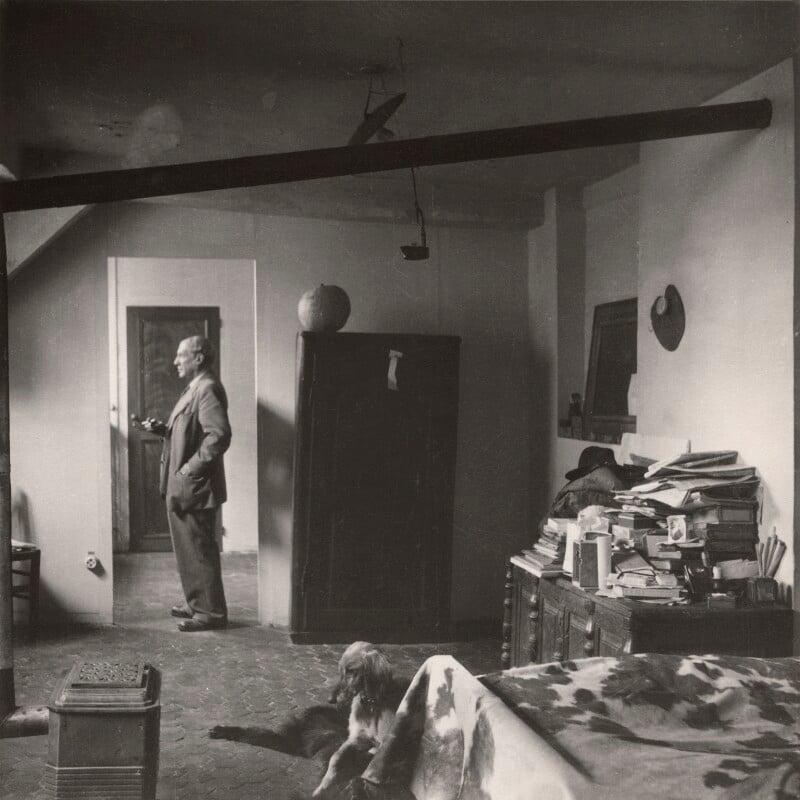 Pablo Picasso, by Cecil Beaton, 1944 - NPG x40328 - © Cecil Beaton Studio Archive, Sotheby's London