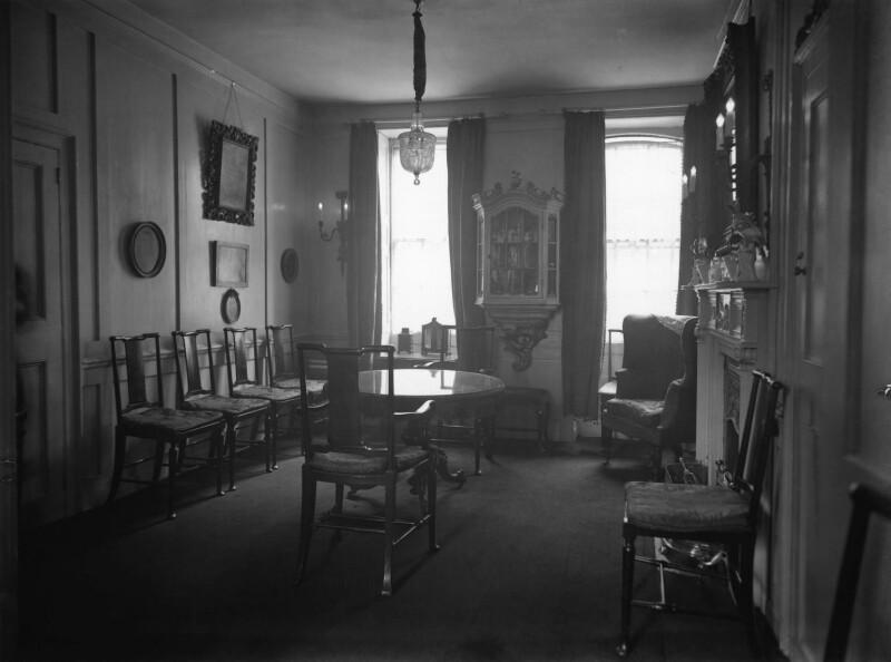 Gertrude Kingston, by Bassano Ltd, 24 October 1919 - NPG x18931 - © National Portrait Gallery, London