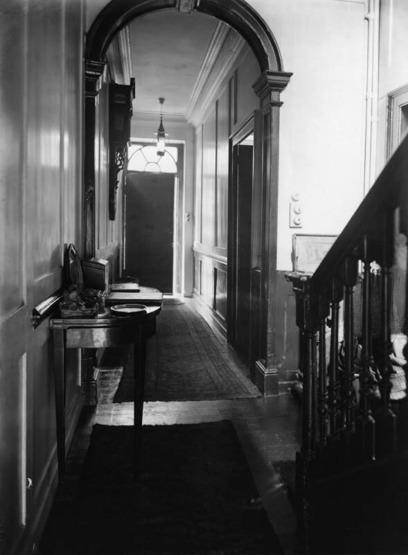 Gertrude Kingston, by Bassano Ltd, 24 October 1919 - NPG x18933 - © National Portrait Gallery, London