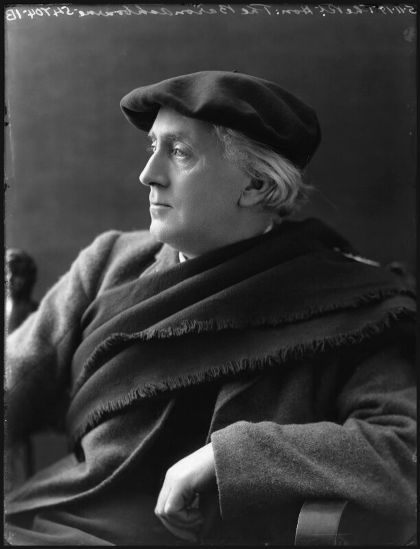 William Gibson, 2nd Baron Ashbourne, by Bassano Ltd, 5 November 1919 - NPG x33751 - © National Portrait Gallery, London