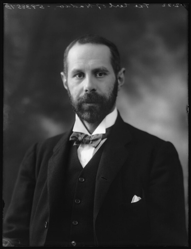 George Gordon, 2nd Marquess of Aberdeen and Temair, by Bassano Ltd, 1 February 1922 - NPG x80954 - © National Portrait Gallery, London