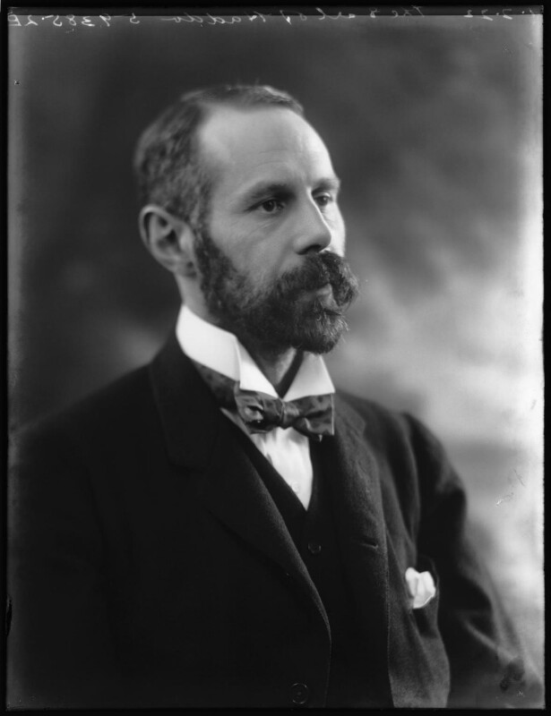 George Gordon, 2nd Marquess of Aberdeen and Temair, by Bassano Ltd, 1 February 1922 - NPG x80955 - © National Portrait Gallery, London