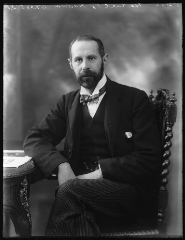George Gordon, 2nd Marquess of Aberdeen and Temair, by Bassano Ltd, 1 February 1922 - NPG x80956 - © National Portrait Gallery, London