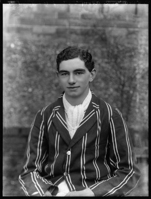 Edward Raymond ('Ted') Avory, by Bassano Ltd, 7 January 1927 - NPG x123762 - © National Portrait Gallery, London