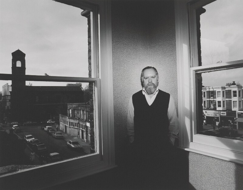 Peter Blake, by John Swannell, 1982 - NPG x87592 - © John Swannell / Camera Press