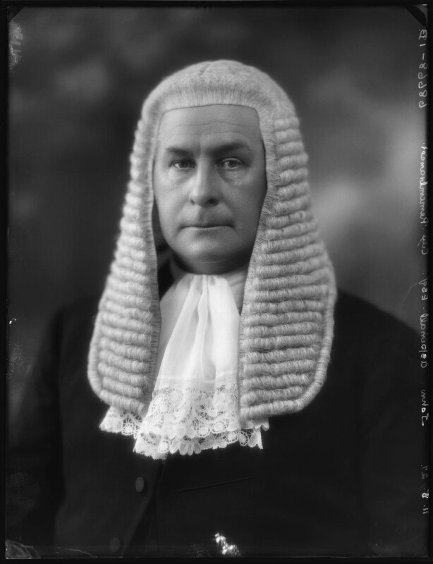 John Aspinall, by Bassano Ltd, 11 May 1927 - NPG x123892 - © National Portrait Gallery, London