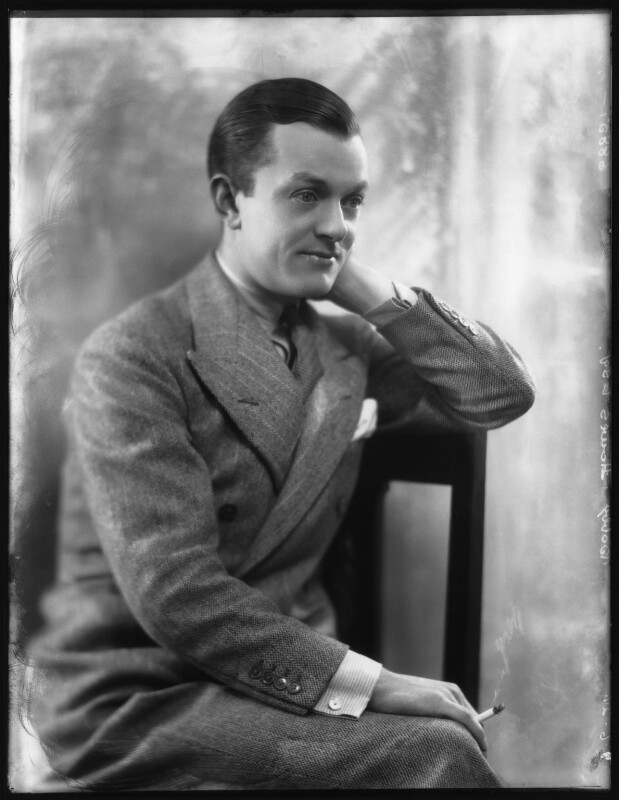 Bobby Howes (Robert William Howes), by Bassano Ltd, 8 June 1927 - NPG x123935 - © National Portrait Gallery, London