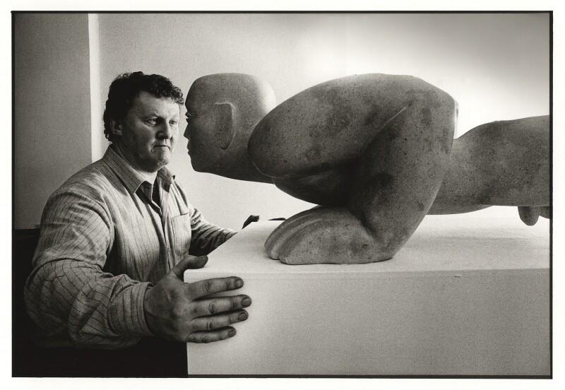 Glynn Anthony Williams, by Sue Adler, 1988 - NPG x87021 - © Sue Adler / Camera Press