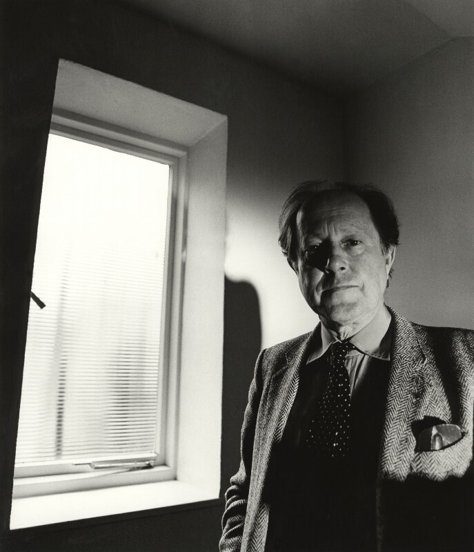 Nicholas Roeg, by Tony Barratt, 1985 - NPG x34513 - © reserved; collection National Portrait Gallery, London