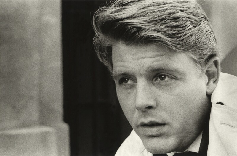 Edward Fox, by John Vere Brown, 1965 - NPG x68276 - © Mander and Mitchenson Theatre Collection