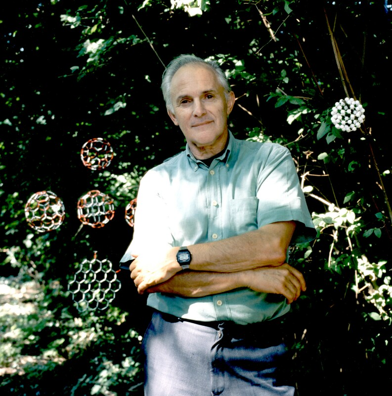 Sir Harold Walter Kroto, by James F. Hunkin, August 2001 - NPG x126338 - © James F. Hunkin / National Portrait Gallery, London