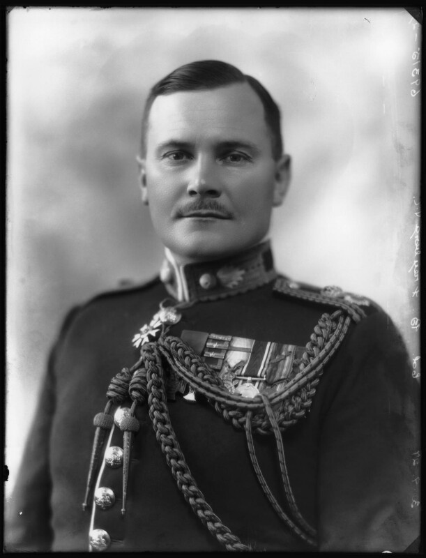 Bernard Cyril Freyberg, 1st Baron Freyberg, by Bassano Ltd, 30 September 1927 - NPG x124057 - © National Portrait Gallery, London