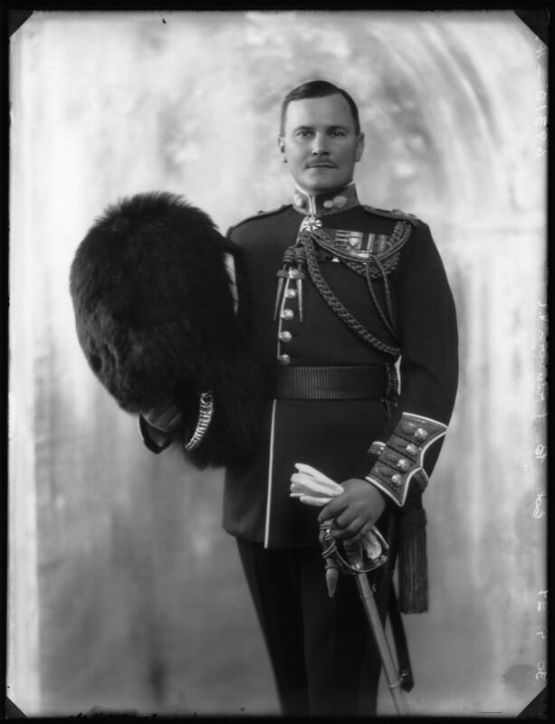 Bernard Cyril Freyberg, 1st Baron Freyberg, by Bassano Ltd, 30 September 1927 - NPG x124059 - © National Portrait Gallery, London