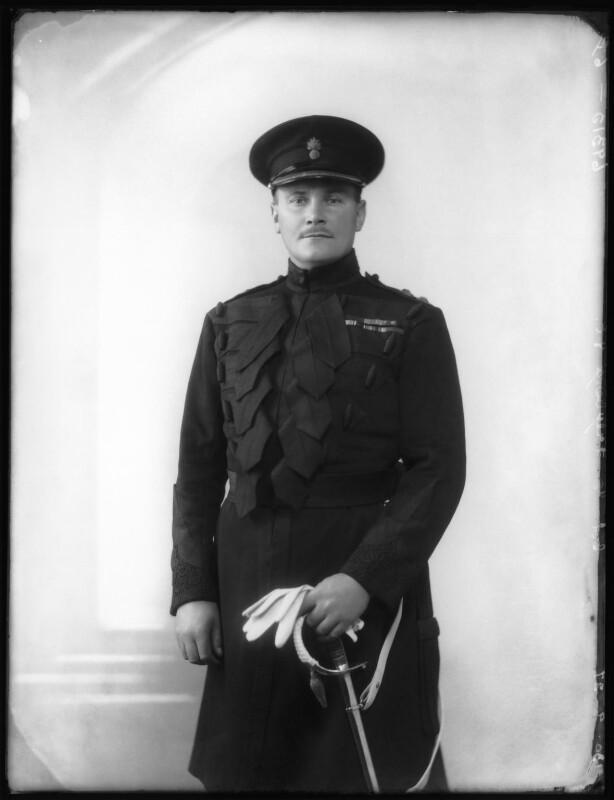 Bernard Cyril Freyberg, 1st Baron Freyberg, by Bassano Ltd, 30 September 1927 - NPG x124061 - © National Portrait Gallery, London