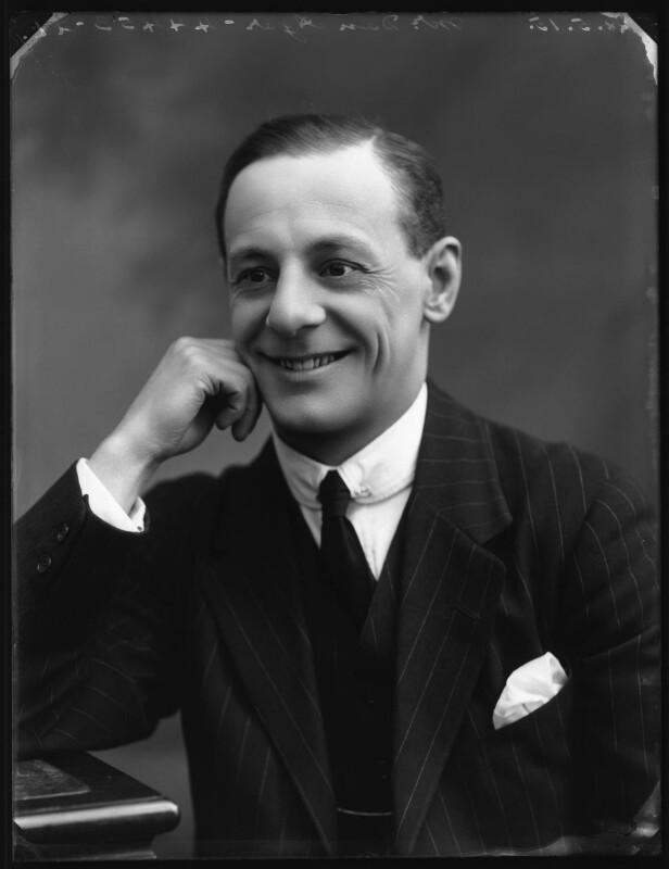 Dan Agar, by Bassano Ltd, 28 May 1915 - NPG x80668 - © National Portrait Gallery, London