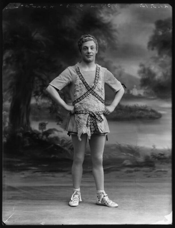 Dan Agar, by Bassano Ltd, 28 May 1915 - NPG x80669 - © National Portrait Gallery, London