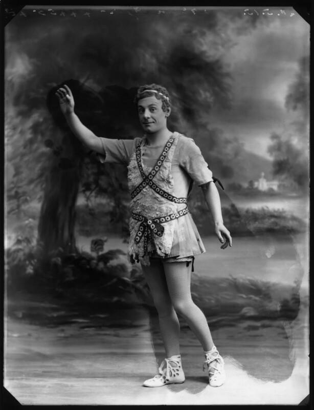 Dan Agar, by Bassano Ltd, 28 May 1915 - NPG x80670 - © National Portrait Gallery, London
