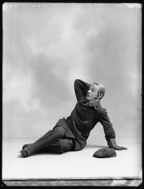 Dan Agar, by Bassano Ltd, 28 May 1915 - NPG x80673 - © National Portrait Gallery, London