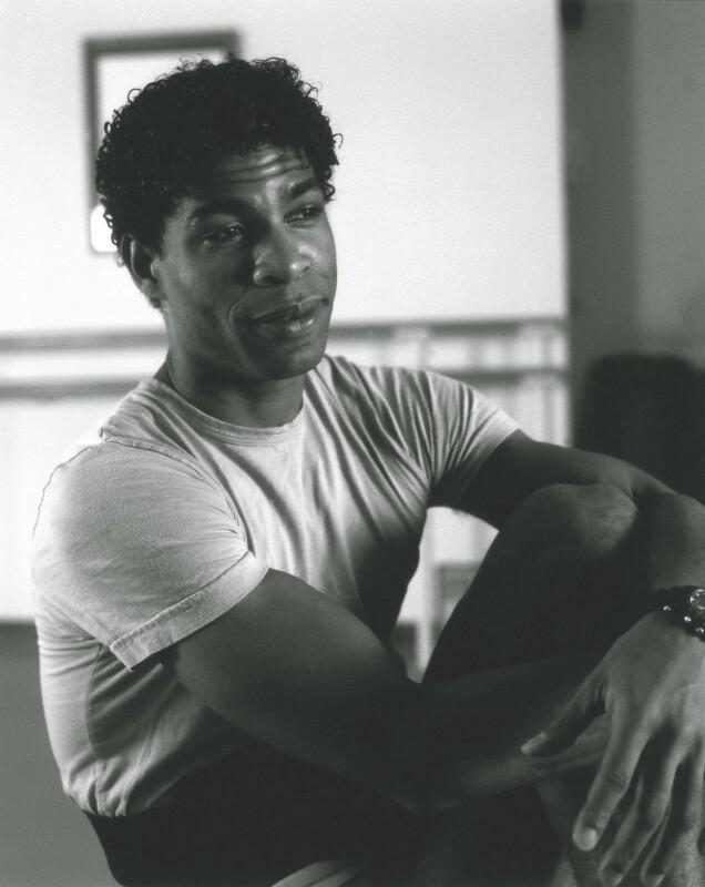 Carlos Acosta, by Sal Idriss, 2004 - NPG x126372 - © Sal Idriss / National Portrait Gallery, London