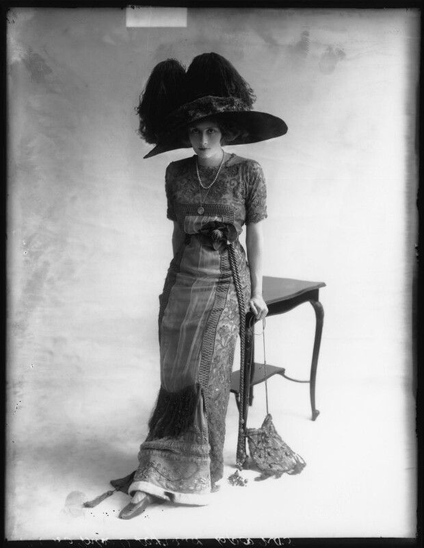Phyllis Le Grand, by Bassano Ltd, 15 May 1911 - NPG x102281 - © National Portrait Gallery, London