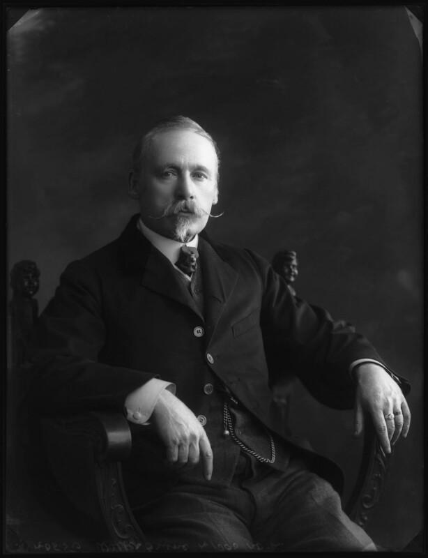 Walter Crane, by Bassano Ltd, 13 April 1911 - NPG x102339 - © National Portrait Gallery, London