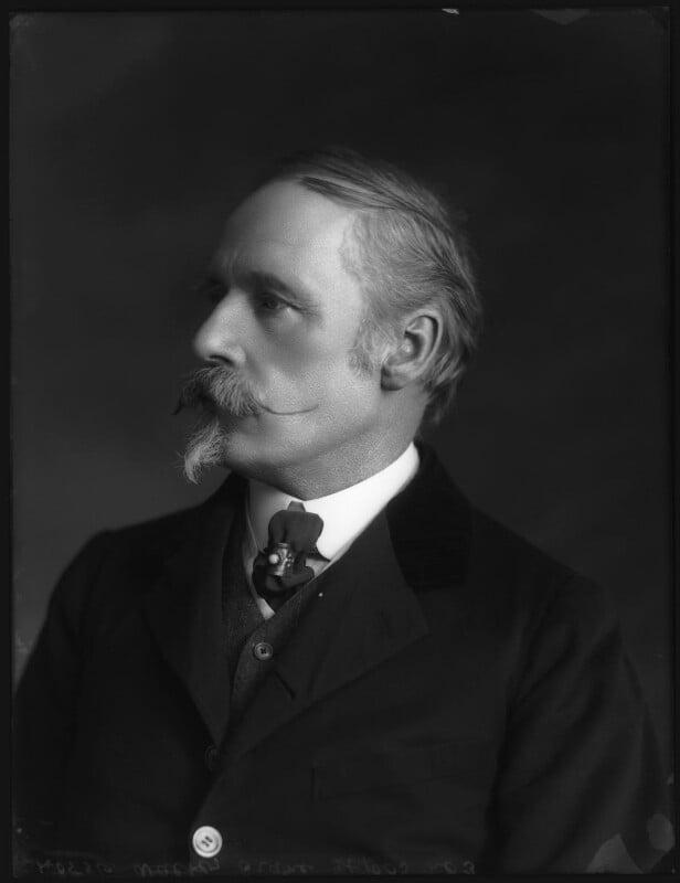 Walter Crane, by Bassano Ltd, 13 April 1911 - NPG x102340 - © National Portrait Gallery, London