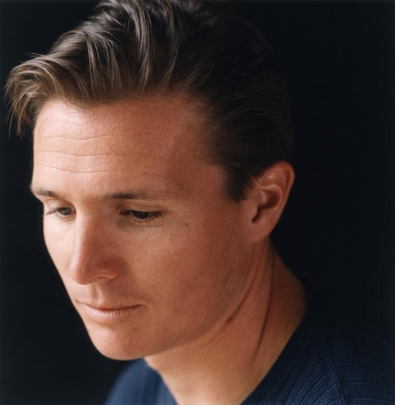 Roger Black, by Niall McDiarmid, 1998 - NPG x87617 - © Niall McDiarmid
