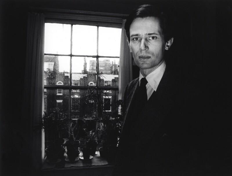 Hugo Mordaunt Williams, by Marianne Majerus, 1984 - NPG x76518 - © Marianne Majerus