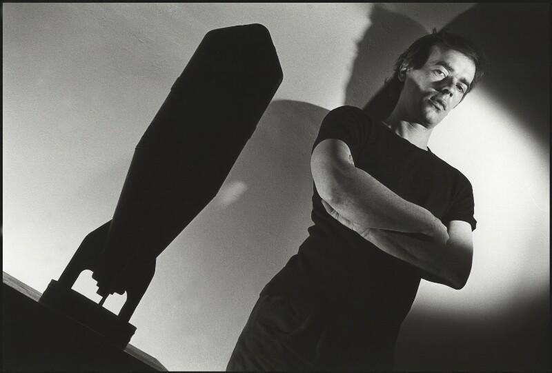 Martin Amis, by Barry Marsden, 1987 - NPG x39353 - © Barry Marsden