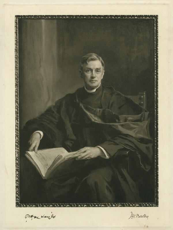Henry Thomas Bowlby, after Philip Alexius de László, early 20th century - NPG D16288 - © National Portrait Gallery, London