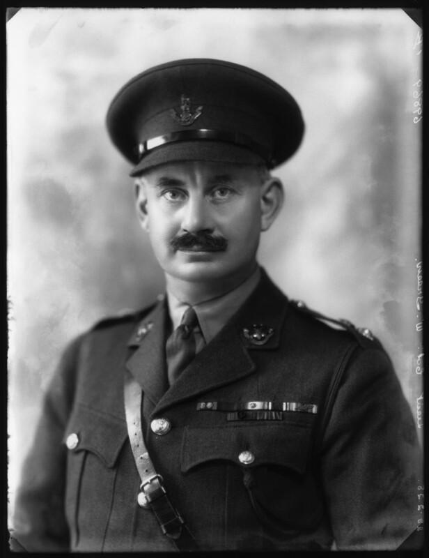 William Green, by Bassano Ltd, 28 February 1928 - NPG x124259 - © National Portrait Gallery, London