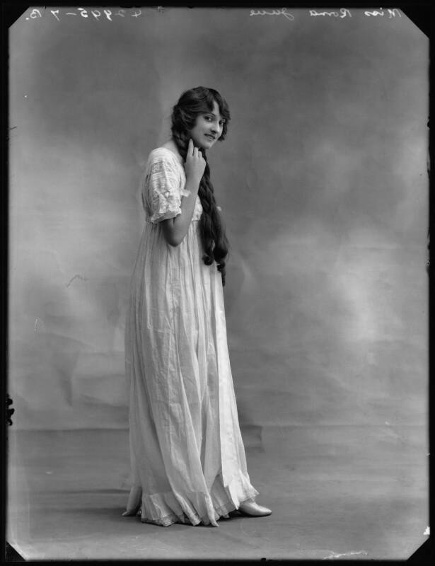 Roma June, by Bassano Ltd, 1914 - NPG x102694 - © National Portrait Gallery, London